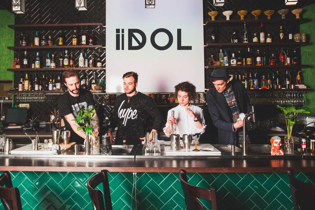 IDOL тики бар в Самаре