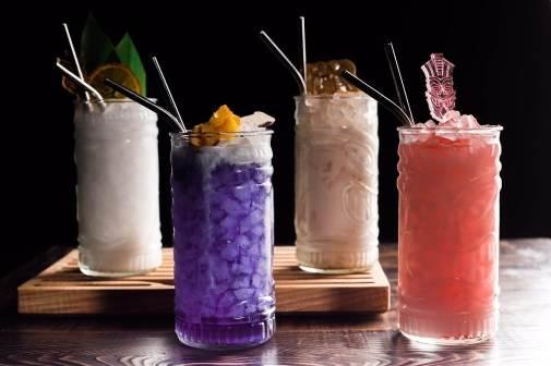 Безалкогольные коктейли